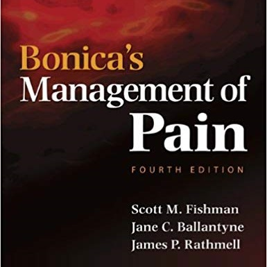 Bonica's Management of Pain - 4th ed logo