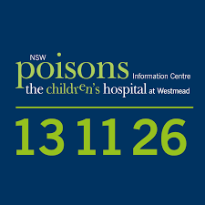 NSW Poisons Information Centre logo